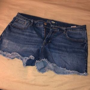 Old Navy Semi-Fitted Shorts